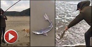 Amatör Balıkçıdan Alkışlanacak Hareket