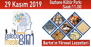 Bartın'ın Lezzetleri Gazhane'de Buluşuyor