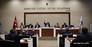 Mecliste 13 Madde Görüşüldü