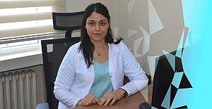 Dr. Hafsa Feyza ÖZER Göreve Başladı
