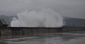 Amasra Limanına Giriş-Çıkışlar Kapatıldı