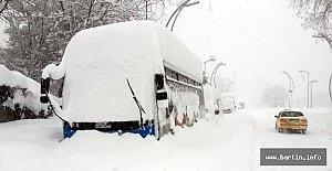Meteoroloji#039;den Kar Uyarısı
