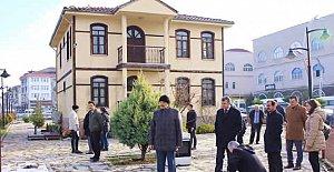 Taş Ev, Emekliler Evi'ne Dönüşüyor