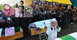 Amasra'da Gözyaşları Sel Oldu