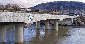 TOKİ Köprüsü Açılışa Hazırlanıyor