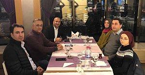 Türkiye'nin İlk Glutensiz Şef'iyle Buluştular