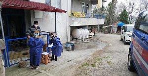 Umre'den Dönenlere Koronavirüs Taraması