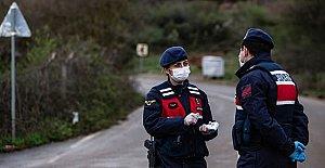 Jandarma Köylerde Ceza Yağdırdı