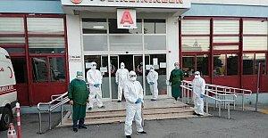 Bartın'da Tüm Koronavirüs Hastaları Taburcu Oldu