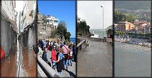 Binlerce Turist Ağırlayan Amasra,...