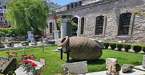 Amasra Müzesi Ziyaretçilerini Bekliyor