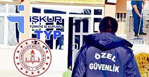 Bartın'da Okullara 263 Geçici İşçi Alınacak
