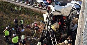 Feci Kaza: 5 Ölü, 7#039;si Ağır...