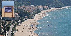 İnkum'un Plaj Kapasitesi Açıklandı