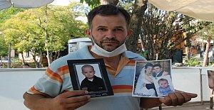 Romanyalı eşi ve çocukları için yardım bekliyor