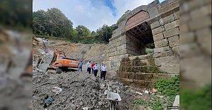 Tarihi Kemerdere Köprüsü Tamamlanıyor