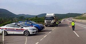 Bartın'da Aranan 8 Araç Yakalandı