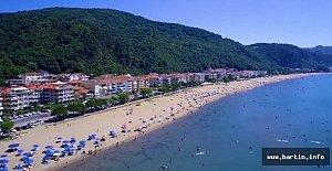Bartın'ın İlk Mavi Bayraklı Plajı Olacak