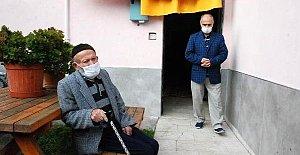 103'lük Cafer Dede Koronavirüsü Yendi