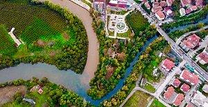 Bartın Irmağı'nda Görsel Şölen