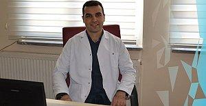 Cildiye Uzmanı Dr.Ümit AKPINAR görevine başladı