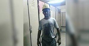 Maden İşçisi Hayatını Kaybetti