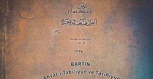 Bartın Ahval-ı Tabiiyye ve Tarihiyye...