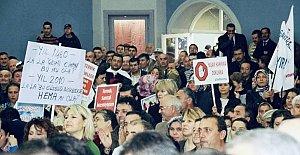 'Ben kömürcü Mehmet ağa değilim' Demişti