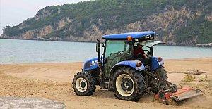 İlk Mavi Bayraklı Plaj Olacak