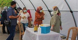 Bartın'da 153 Bin Doz Aşı Yapıldı