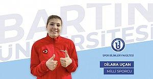 Dilara Türkiye Şampiyonu
