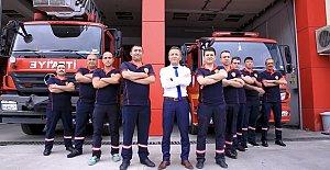Bartın'ın Ateş Savaşçıları Her Daim Hazır