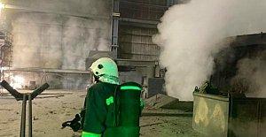 Fabrikada Patlama: 5 Yaralı