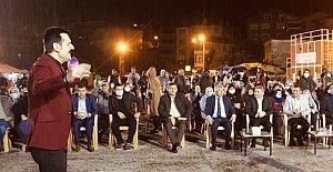 Festivalde Ramazan Çelik Sahne Aldı