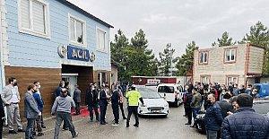 Kazada Yaralanan Başkan Cemal Akın Servise Alındı