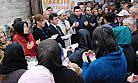 Ak Parti Kadın Kolları Aşure Dağıttı