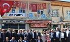 Akparti Adayları Ulus Teşkilatını Ziyaret Etti