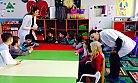 Ana Sınıfı Öğrencilerine Florür Vernik Uygulaması