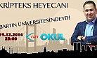 Bartın Üniversitesi TRT Okul'da