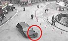 Bartın'daki Trafik Kazaları Mobese'de - Video