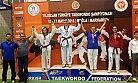 Bartınlı Taekwondocular Milli Takım Yolunda