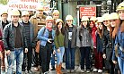 Gönüllü Gençler Maden Ocağında