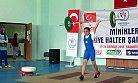 Halterde Türkiye Şampiyonu Gülşen