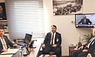 Manav'dan Milletvekili Tunç'a Ziyaret