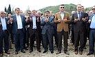 MHP'li Adaylar Alternatif Su Açılışında
