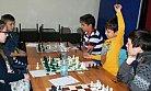 Öğrenciler Satranç Turnuvasında