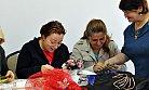 Pendikli Bayanlardan Tel Kırma'ya Büyük İlgi