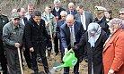 Şehit ve Gaziler Anısına Hatıra Ormanı