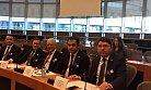 Tunç Avrupa Parlamentosu'nda