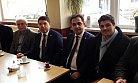 Tunç Belçika'daki Türk Vatandaşlar İle Bir Araya Geldi